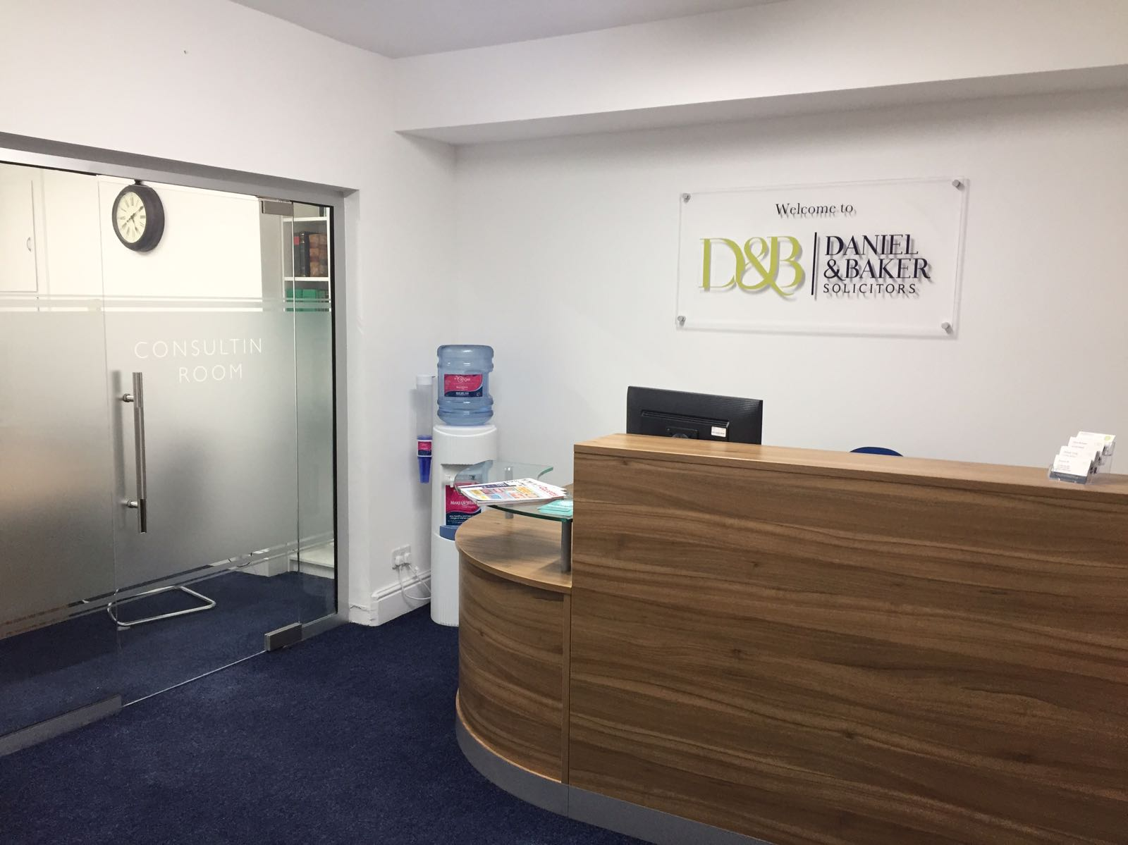Daniel and Baker Solicitors Oldham